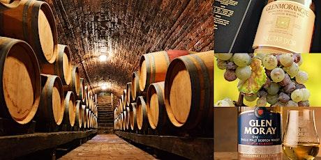 'Wine Cask-Finished Whiskies' Webinar w/ Whisky Kit Tasting tickets