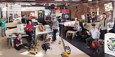 Pervasive Media Studio Friday Lunchtime Talks tickets