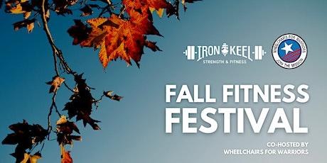 Iron Keel Fall Fitness Festival tickets