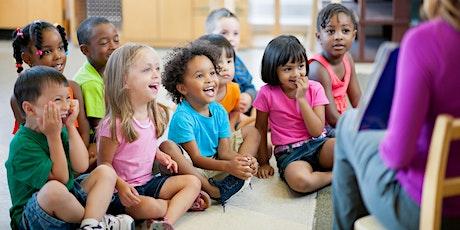 School Readiness Workshop (03.11.21) Ashley Infant School, New Milton. tickets