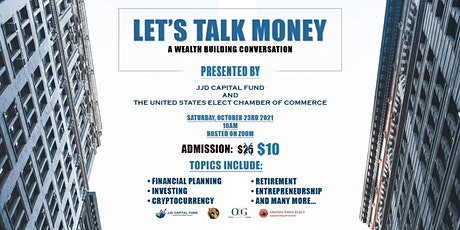 Let's Talk Money tickets