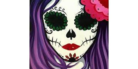 Sip & Paint  Day of the dead tickets