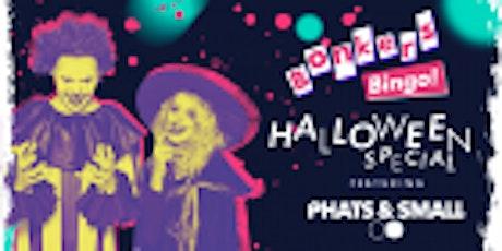 Mecca Huddersfield Bonkers Bingo Feat Phats & Small tickets