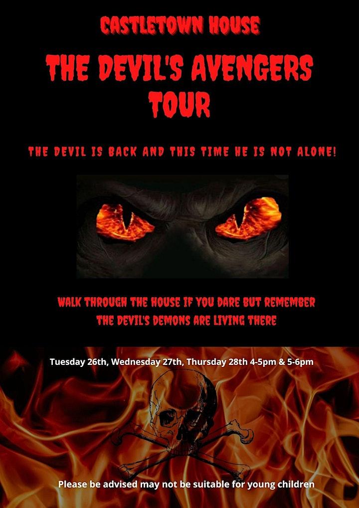 The Devil's Avengers Tour image