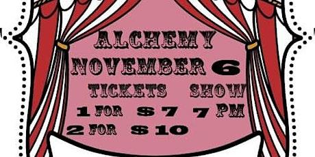 Alchemy Comedy Showcase tickets