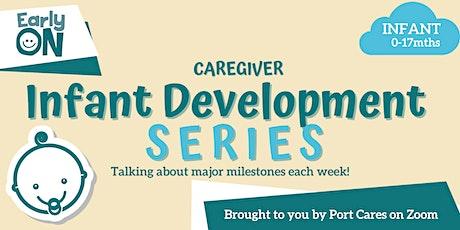 Infant Development Series: 3-6 Months tickets