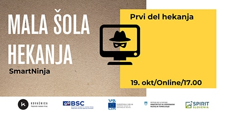 MALA ŠOLA HEKANJA - 1. del tickets