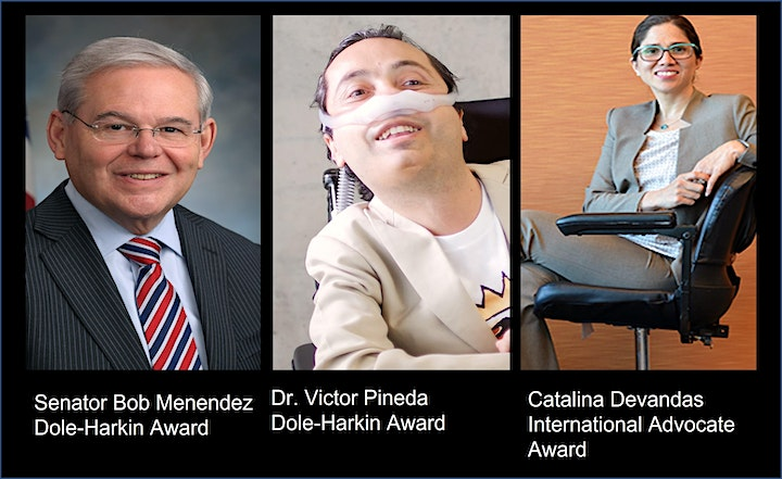 USICD Gala to Celebrate the International Day of Persons with Disabilities image