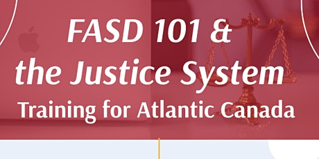 FASD 101 & the Justice System Facilitator's Training tickets
