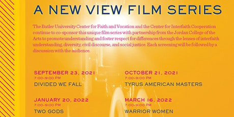 """A New View Film Series 2021-2022 presents """"Tyrus"""". tickets"""