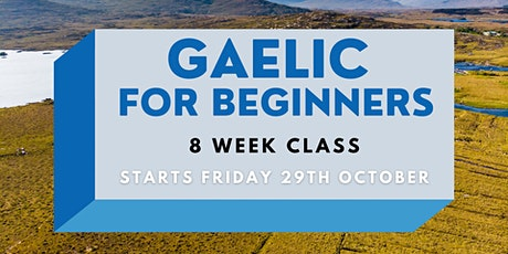 Gaelic for Beginners tickets