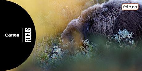 Naturfotograf Knut Erik Alnæs tickets