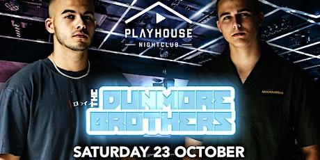 DEFECTED RECORDS DJS - DUNMORE BROTHERS tickets