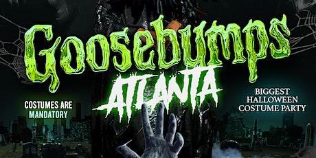 Goosebumps Atlanta Halloween Costume Party 2021 tickets