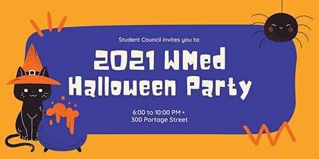 WMed Halloween Party tickets