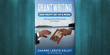 Grant Writing: Nonprofit Setup & More tickets