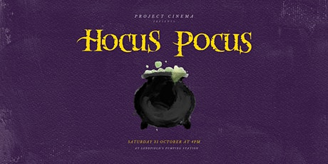Project Cinema: Hocus Pocus tickets