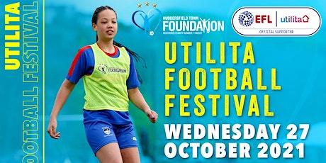 Utilita Football Festival - Huddersfield Town Foundation tickets