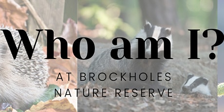Who am I? A wildlife discovery adventure tickets