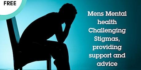 Mens Mental health tickets