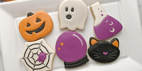 Halloween Cookie Decorating @ Redemption Rock Brewing Co. tickets