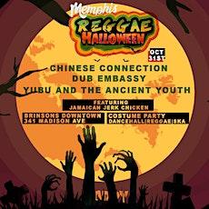 Reggae Halloween 2021 tickets