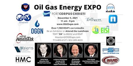 Oil Gas Energy Expo tickets