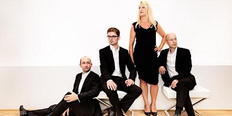 Tippett Quartet tickets