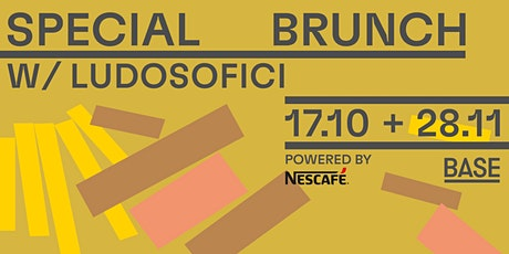 Special Brunch w/ Kid Box by Ludosofici biglietti