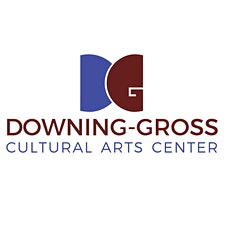 The Downing-Gross Cultural Arts Center logo