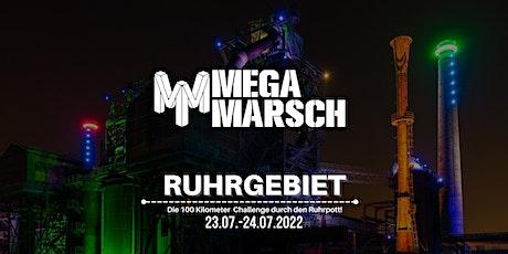 Megamarsch Ruhrgebiet 2022 Tickets