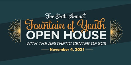 2021 Virtual Fountain of Youth Open House tickets