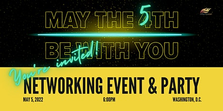Tech Networking Event & Star Wars Party tickets