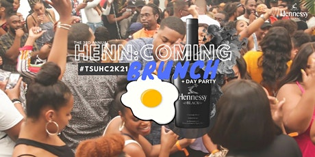 #TSUHC2k21 --> The 3rd Annual {HENN:coming Brunch} Sponsored By Hennessy tickets