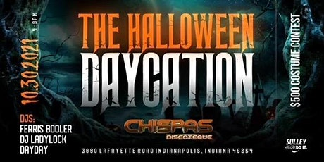 Halloween Daycation $500 Costume Contest tickets