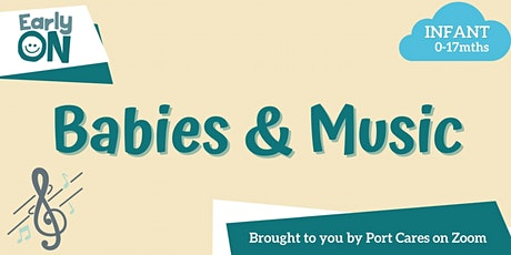 Babies & Music tickets