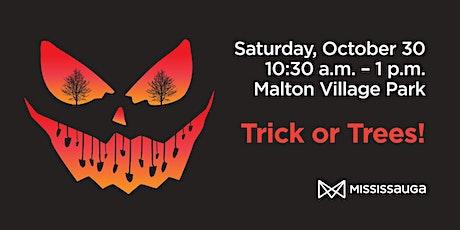 Trick or Trees! at Malton Village Park tickets