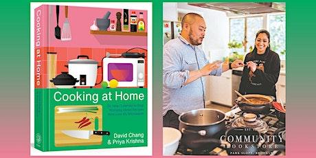 """""""Cooking at Home"""" with David Chang & Priya Krishna tickets"""