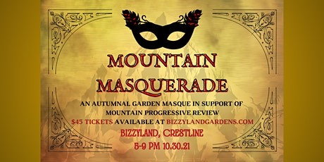 Mountain Masquerade by Mountain Progressive Review tickets