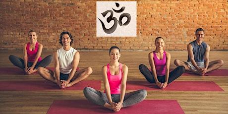 Kostenlose Probestunde Traditioneller Yoga Kurs Tickets