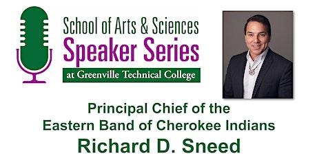 GTC's School of Arts and Sciences Speaker Series virtual presentation tickets