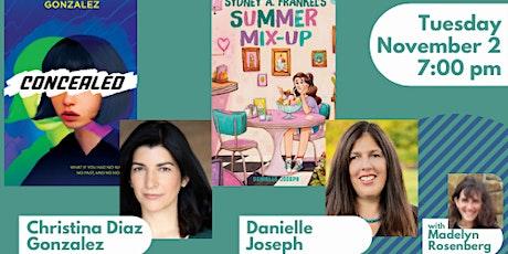 Danielle Joseph and Christina Diaz Gonzalez   In-store Event tickets