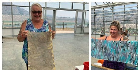 Create a Silk Scarf, SIP & DIP Workshop- SPERLING VINEYARDS tickets