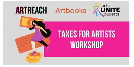 Taxes for Artists Workshop tickets