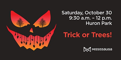 Trick or Trees! at Huron Park tickets