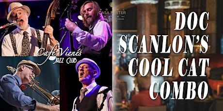 Jazz en directo: DOC SCANLON'S COOL CAT COMBO entradas