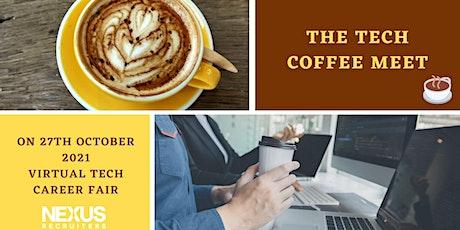 The Tech Coffee Meet tickets