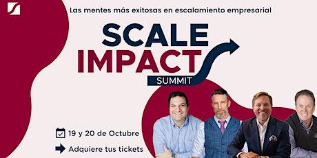 Scale Impact Summit en Español entradas