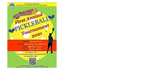 Pickleball Tournament tickets