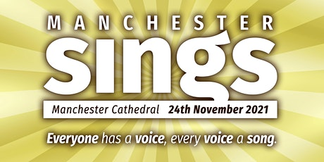 Manchester Sings tickets